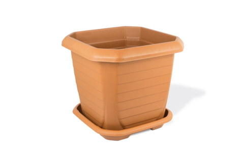 Outdoor Square Plant Pot Large
